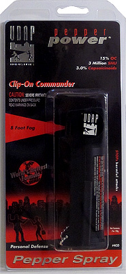 Wisdom is Better than Strength! Be Prepared! Self Defense Pepper Spray