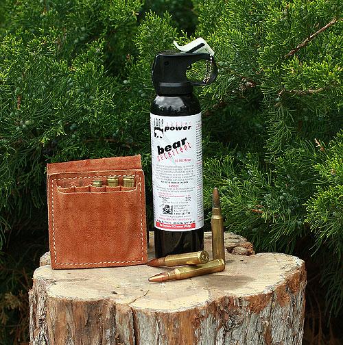 Bear Spray VS Bullets