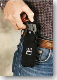 Archery Elk Season, UDAP hip holster for bear spray