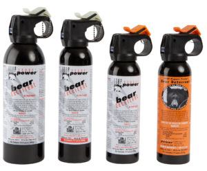 UDAP Bear Spray products